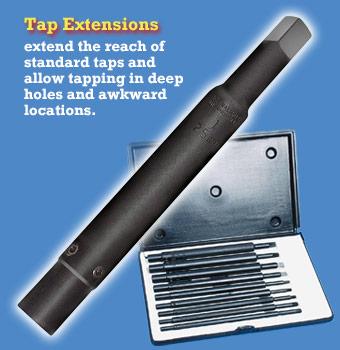 Walton Tap Extractors, Tap Extensions, Pipe & Stud Extractors