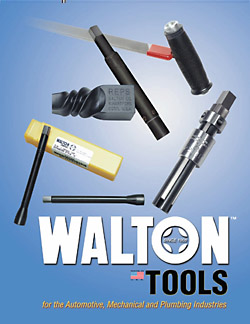 Walton Tools Catalog